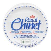 Royal Chinet Xtra Strong Plate 26 4Cm