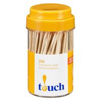 Touch Toothpick Round Regular