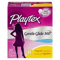 Playtex Gentg Unsc Reg Sanit Tampon