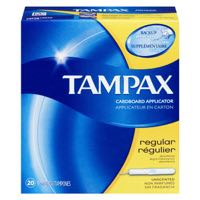 Tampax Sanit Tampon Regular
