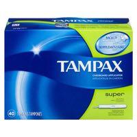 Tampax Sanit Tampon Super