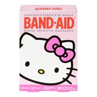 Band Aid Hello Kitty Bandag St Asst