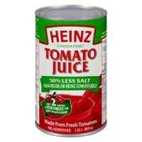 Heinz Salt Tom Juice