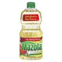 Mazola Cholesterol Fr Veget Oil