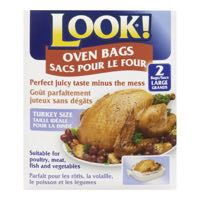 Look Oven And Large Cook Bag