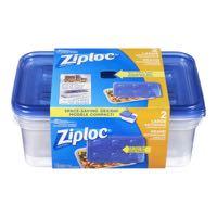 Ziploc Large Rect Cont