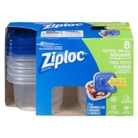 Ziploc X Small Square Cont