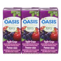 Oasis Juice App Grape