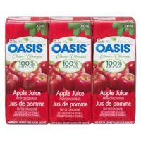Oasis Juice Apple Pure
