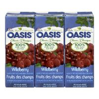 Oasis Juice Field Berry