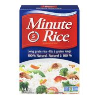 Min Rice Instant Rice