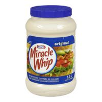 Miracle Whip Salad Dress