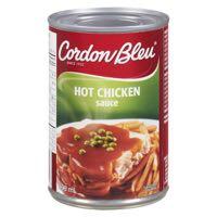 Cordon Bleu Hot Chicken Sauce