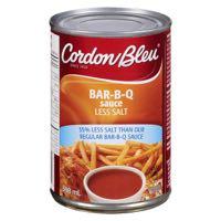 Cordon Bleu Sauce Bbq 35Perc Salt