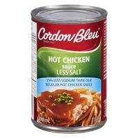 Cordon Bleu Sce Hot Chicken 35Perc Salt