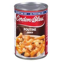 Cordon Bleu Sauce Poutine