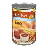 St Hubert Bbq 25Perc Less Salt Sauce