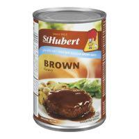 St Hubert Less 25Perc Salt Brow Sauce