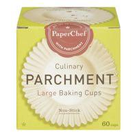 Chefp Culi Large Bak Cup Parchm Pap