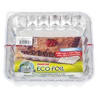 Eco Foil 2L Lid Plus Bak Cup