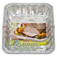 Hanfo Ecof 11X9In Roaster Alum Pan3