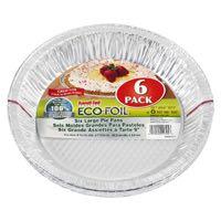 Hanfo Ecof 8In Lrg Pie Alum Plate 6