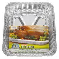 Hanfo Ecof Lrg Rect Roaster Alum Pan