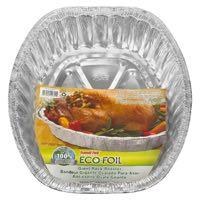 Hanfo Ecof Oval Roaster Alum Pan