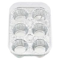 Hanfo Pap Incl 6 Muffin Alum Pan 3