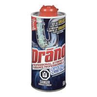 Drano Crystal Pipe Cl