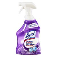 Lysol Bleach Bath Cl