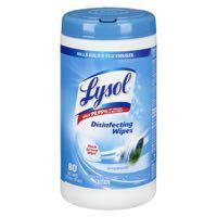 Lysol Spr Waterf Virus Disin Wipe