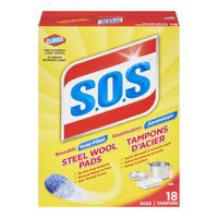 S O S Scouring Pad