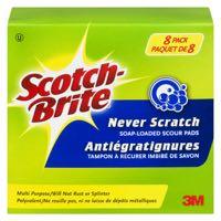 Scotchb Never Scratch Wool S Pad