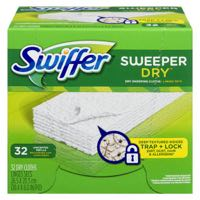 Swiffer Unsc Dry Sweep Cl Wares