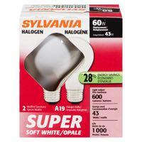 Sylvania 43W Super Halogen Bulb