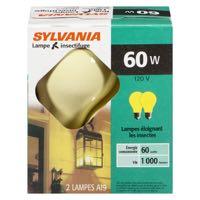 Sylvania Bug Light Bulb 60W