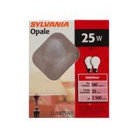 Sylvania Soft White Light Bulb 25 W