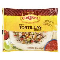 Old El Paso Flour Large Tortilla