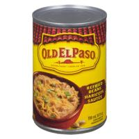 Old El Paso Leguminous Refried Bean