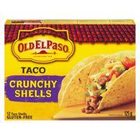 Old El Paso Shell Taco 12