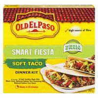 Old El Paso Sm Fi Sof Taco Mexican Kit