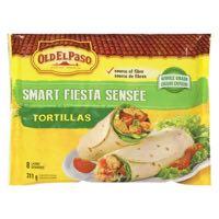 Old El Paso Sm Fi Wh Grain Tortilla