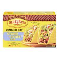 Old El Paso Stand N Stuff Taco Kit