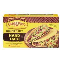 Old El Paso Taco Meal