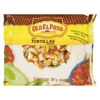 Old El Paso Tortilla Medium Flour