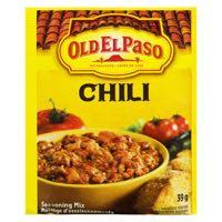Old El Paso Chili Seas
