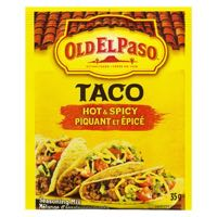 Old El Paso Hot Seas