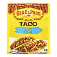 Old El Paso Mild Taco Seas