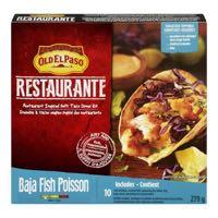 Old El Paso Restaur Baja Fish Taco Kit